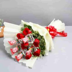 Chocolate-Day-Special-Bouquet