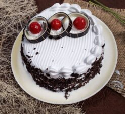Creamy Blackforest Cake