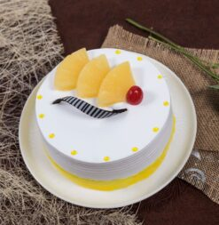 Delicious Fruity Pineapple Cake