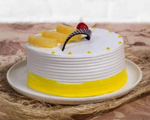 Delicious Fruity Pineapple Cake1