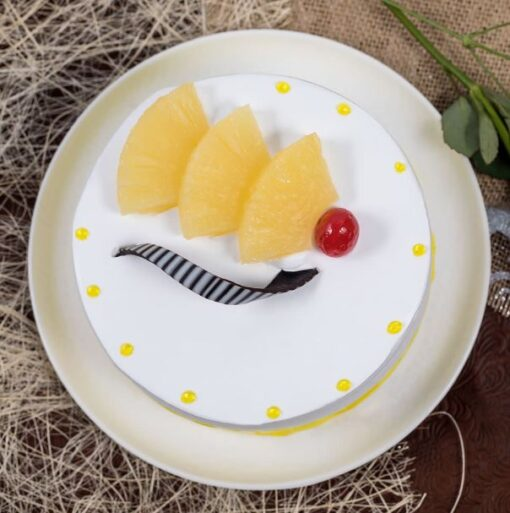 Delicious Fruity Pineapple Cake2