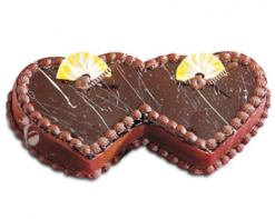 Chocolaty-Duo-Heart-Cake